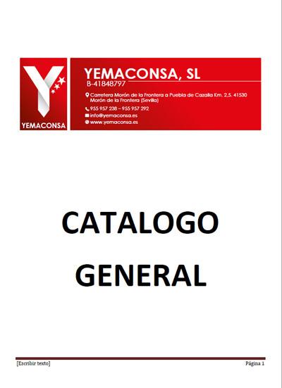 catalogo prefabricados yemaconsa